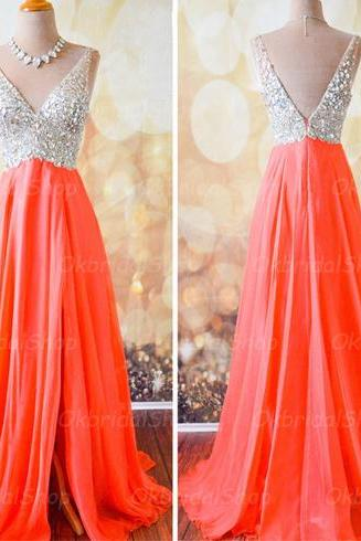 oral off shoulder prom dress, long prom dress, online prom dress, chiffon prom dresses, sexy prom dress, prom dresses ,41302